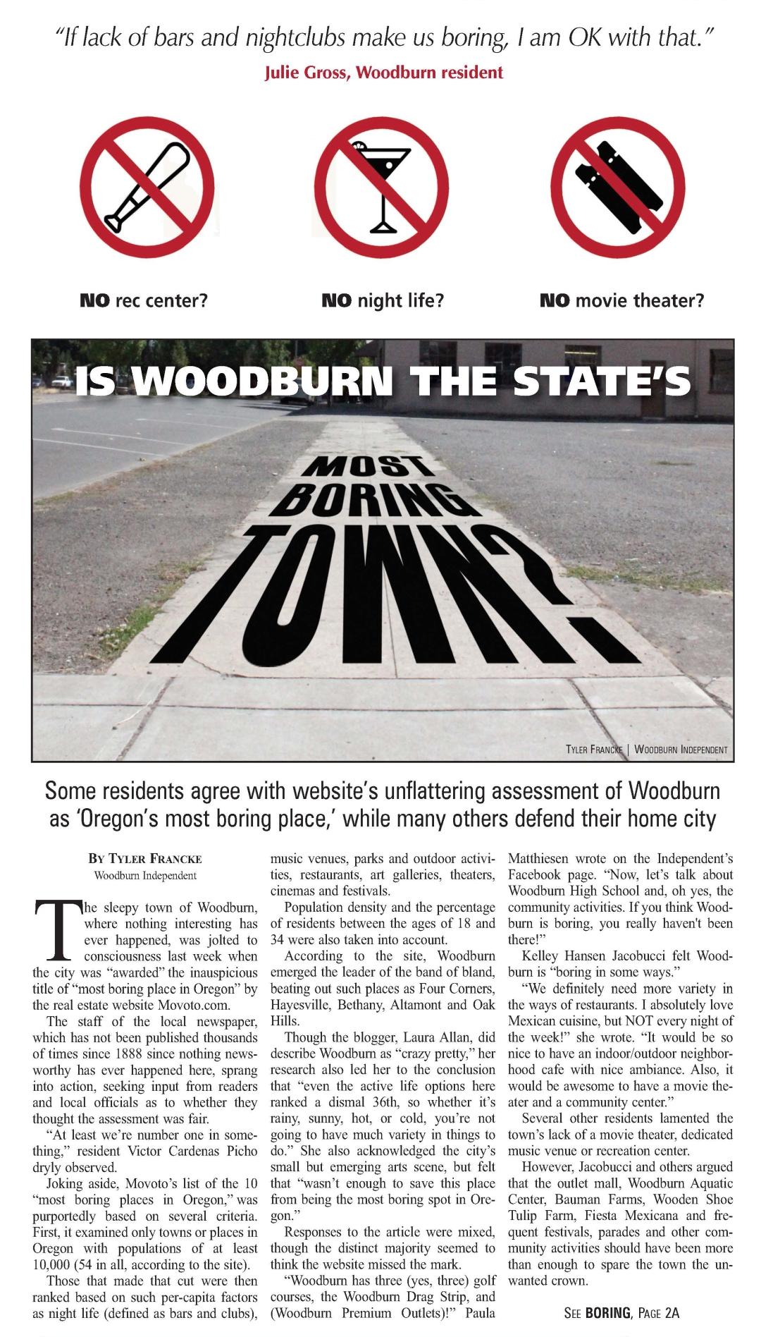 Woodburn Independent | Sept. 10, 2014