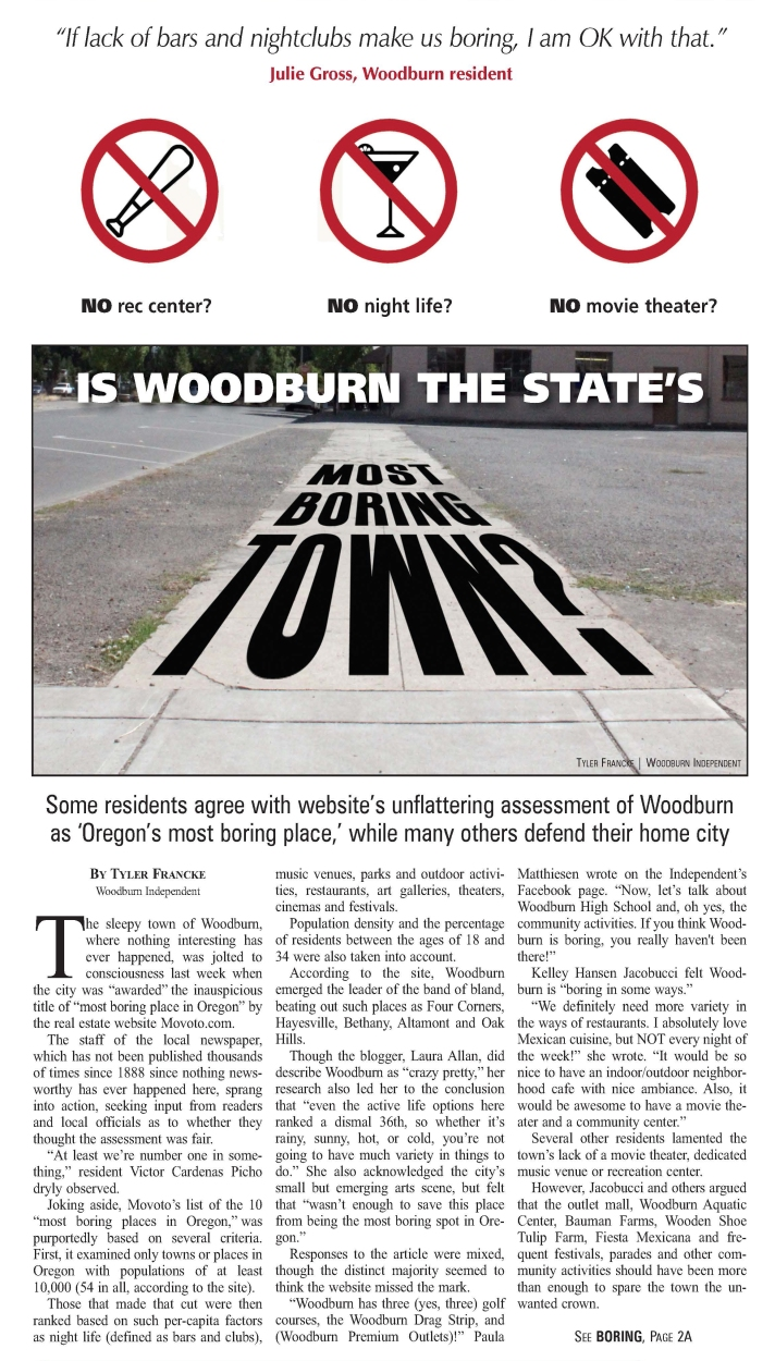 Woodburn Independent | Sept. 10, 2014