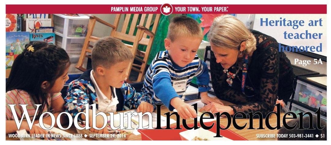 Woodburn Independent | Sept. 24, 2014