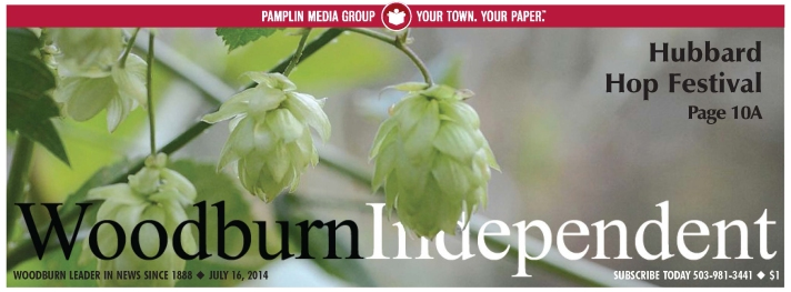 Woodburn Independent | July 16, 2014